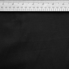 Black Sateen Sheeting 118""