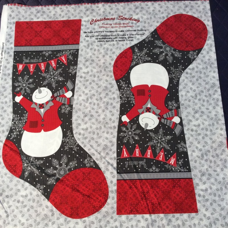 christmas stockings from stoff