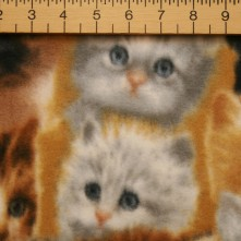 "Cat Fleece 60"" wide"